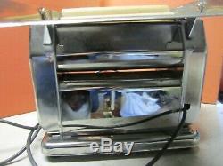 Imperia Restaurant Électrique Machine À Pâtes Maker Rmn 120v, 290w Pour Les Pièces