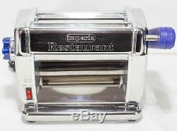 Imperia Restaurant Électrique Machine À Pâtes Maker Rmn 220 V Avec 1,5 MM Fixation
