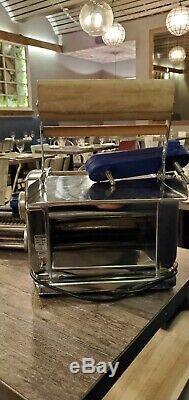 Imperia Restaurant Électrique Machine À Pâtes Maker Rmn 220 V Avec 3 Pièces Jointes