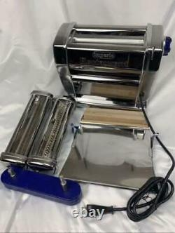 Imperia Rm 220 Electric Motorized Pasta Maker Machine Roller Sheeter Maker Utilisé
