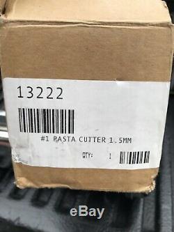 Inox Cylindre Electrique Et Manuel Machines Maker Pasta, 1,5mm
