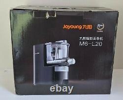 Joyoung Pasta Maker M6-l20 Nouilles Entièrement Automatiques Faisant Machine Ouverte Box