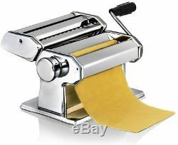 Machine À Pâtes 5 En 1 Machine De Cuisine En Acier Inoxydable Lasagne Ravioli Spaghetti
