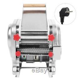 Machine À Pâtes Électrique Machine À Rouleaux En Acier Inoxydable Nouilles Pour La Maison Restau Accueil