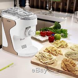 Machine À Pâtes Électrique, Machine Automatique Machine À Pâtes De Nouilles Multi-fonctionnelle