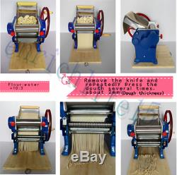 Machine À Pâtes Électrique Maker Machine De Presse De Nouilles Produisant 220 V-175 Dmt