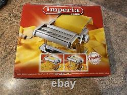 Machine À Pâtes Imperia I-pasta (manuelle) Avec Boîte, New Italian