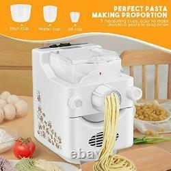 Machine Automatique De Fabricant De Pâtes 180w (9 Moules De Nouilles)