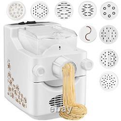 Machine De Fabrication De Pâtes Électriques Et De Nouilles Ramen Avec 9 Formes Multi-fonctionnelles, 1