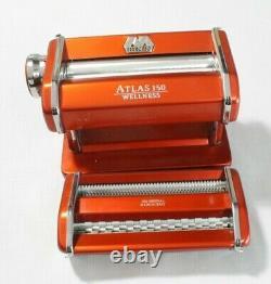 Machine De Pâtes De Bien-être De Marcato Atlas 150 Deluxe 150mm Fabriqué En Italie