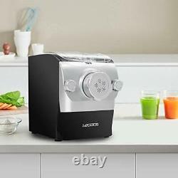 Machine De Pâtes, Machine De Pâtes Électriques Machine Automatique Noodle Maker Pour La Cuisine 8