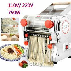 Machine Électrique De Nouilles Fabricant Automatique De Pâtes De Nouilles Avec Noodles Roller Tool Us