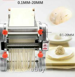 Machine Électrique De Presse De Pâtes Nouilles En Acier Inoxydable