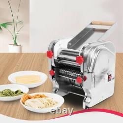 Machine Électrique De Rouleau De Nouilles En Acier Inoxydable De Pasta Maker Pour La Maison Restau Tp