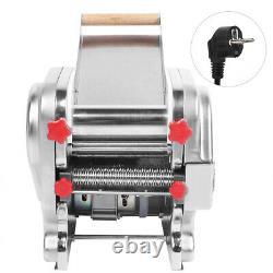 Machine Électrique De Rouleau De Nouilles En Acier Inoxydable De Pasta Maker Pour Le Restaurant À La Maison