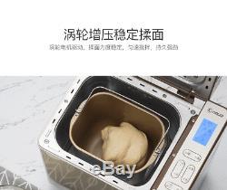 Machine Entièrement Automatique Pain Multi-fonctions LCD Maker Intelligent Pasta Pain