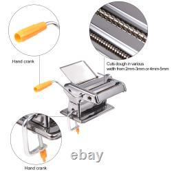Machine Manuelle De Pâtes De Pâtes Faite D'acier Inoxydable Pour La Préparation