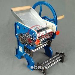 Manuel Main Noodle Machine Pasta Dumpling Skin Maker Machine Commercial