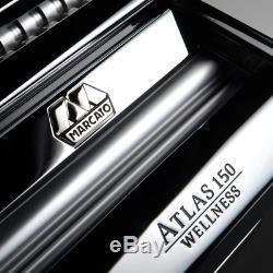 Marcato Atlas 150 Machine De Pâtes Chrome, Bien-être Argent