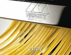 Marcato Atlas 150 Pasta Machine Made In Italy Comprend Pasta Cutter Main Cran