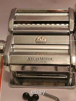 Marcato Atlas Machine À Pâtes Et Ensemble De Moteurs