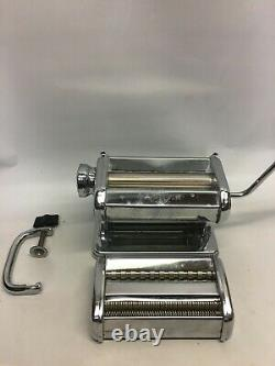 Marcato Atlas No 150 Pasta Noodle Maker Machine Vintage