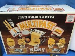 Marcato Multipast Machine Pates, Donne 5 Types De Pasta En Italie Made