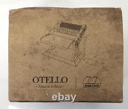 Marcato Otello Limited Edition, Machine À Pâtes Manuelles, Made In Italy