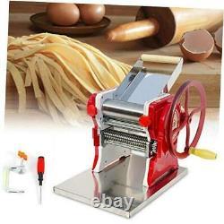 Multi-fonctionnelle Manuel Noodle Pasta Dumpling Skin Maker Machine Press Nouilles