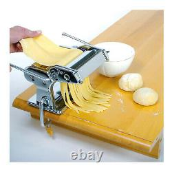 Norpro 1049 Pasta Machine Argent Avec Pasta Machine Motor