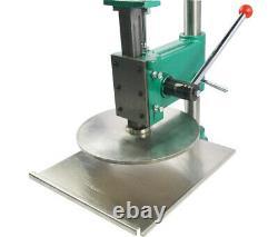 Nouveau 14.1 Pouces Household Pizza Dough Pastry Manual Press Machine Pasta Maker