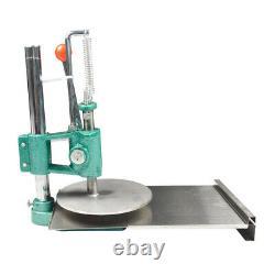 Nouveau 7.8inch Household Pizza Dough Pastry Manual Press Machine Pasta Maker