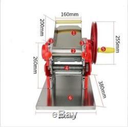 Nouveau Mult-fonctionnelle Machine Manuelle De Nouilles Pasta Ravioli Maker Peau Machine R1