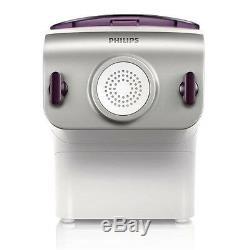 Nouveau Philips Hr2355 Violet Automatique Spaghetti Pâte Machine À Pâtes De Nouilles Maker
