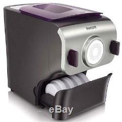 Nouveau Philips Hr2356 Violet Automatique Spaghetti Pâte Machine À Pâtes De Nouilles Maker