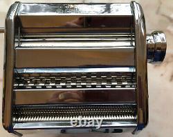 Omc Mercato Ampia Macchina Per Pasta Maker Machine Pâtes Italienne Doucement Utilisé
