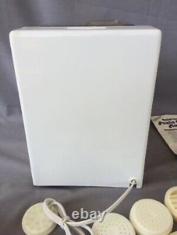 Osrow X2000 Fabricant De Mélangeur De Machine De Pâtes Électriques Complet Avec 11 Dies Et Instructions