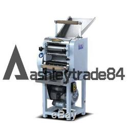 Pasta 220v Commercial Electric Press Maker Noodle Machine En Acier Inoxydable
