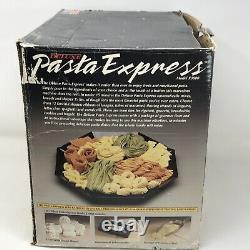 Pasta Express Par Ctc / Osrow X3000 Electric Pasta Machine Mixer Maker