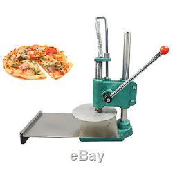 Pâte À Pizza Pizza Base De Manuel Pastry Machine De Presse Rouleau Laminoir Pasta Maker