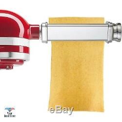 Pâtes Attachment Roller Pour Kitchenaid Noodle Maker Spaghetti Machine Lasagne