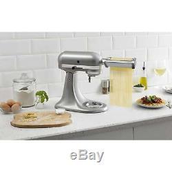 Pâtes Bricolage Acier Maker Machine De Rouleau Cutter Pour Kitchen Aid Mixer Attachment