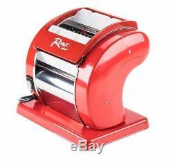 Pâtes Électrique Maker Roller Machine, Spaghetti, Fettucine, Ravioli, Nouilles