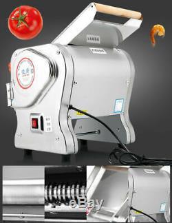 Pâtes Électriques Press Maker Noodle Machine En Acier Inoxydable
