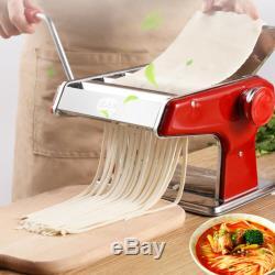 Pâtes Fraîches En Acier Inoxydable Maker Nouilles Machine Dumpling Peau Accueil 3 Knifes