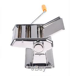 Pâtes Maker Rouleau Machine Pâte Faire Des Frais De Nouilles Maker En Acier Inoxydable