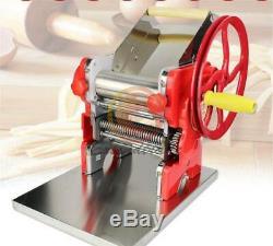 Pâtes Ravioli Mult-fonctionnelle Peau Maker Machine Manuelle De La Machine À Noodles