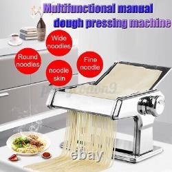 Petit Ménage Pâtes Fraîches Presse Manuelle Noodle Rolling Maker Machine Cn