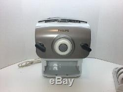 Philips Advance Collection Pasta Maker Machine Hr2357 / 05 D'occasion Travaux Tested