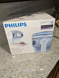 Phillips Collection Pasta Électrique Avance Noodle Maker Machine Hr2357 / 05 Free Sh